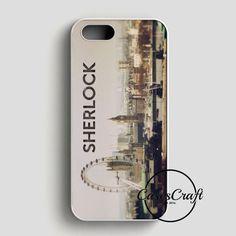 221B Baker Street iPhone SE Case   casescraft