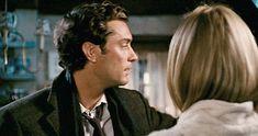 "billie-lourd: ""Jude Law as Graham Simpkins in The Holiday "" British Actors, American Actors, Jude Low, Teen Series, Billie Lourd, Chick Flicks, Hugh Dancy, Gary Oldman, Holiday Movie"
