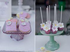 Όμορφες ιδέες διακόσμησης κοριτσίστικης βάπτισης - EverAfter Girly, Candy, Decoration, Desserts, Wedding, Beautiful, Ideas, Food, Women's