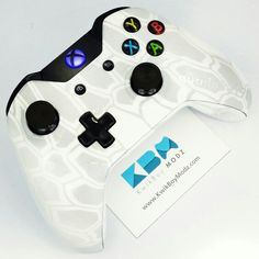 An Arctic Typhoon Camouflage Xbox One Controller Shipping Out from www.KwikBoyModz.com #KwikBoyModz #Controller #Controllers #CustomController #CustomControllers #ModdedController #ModdedControllers #ControllerMods #Gaming #Gamer #Gamers #Instagaming #XboxOne #XboxOneController #CustomXboxOneController #ModdedXboxOneController #Xbox #XboxController