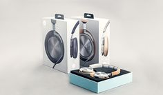B&O Play Headphones — The Dieline