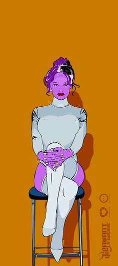 illustrations by Erik Ries, via Behance