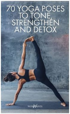 Performing yoga not only helps tighten your muscles, but it also increases your energy levels, strengthens your body, increases your flexibility and helps get rid of all the extra jiggle. Womanista.com