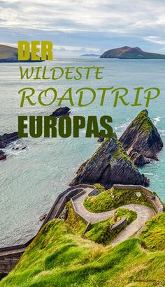 – a small travel voucher for a road trip through Ireland. Places To Travel, Places To See, Travel Destinations, Travel Europe, Holiday Destinations, Roadtrip Europa, Travel Around The World, Around The Worlds, Reisen In Europa