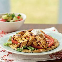 15 Grilled Chicken Menus | Chicken Shawarma Menu | MyRecipes.com