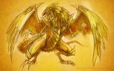 + Winged Dragon of Ra + by slifertheskydragon.deviantart.com on @DeviantArt