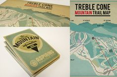 Treble Cone Mountain Guide Brochure  Visit our website: www.printandmail4u.com/