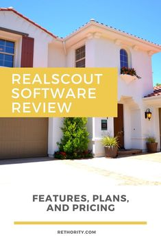 60 Real Estate Software Ideas Real Estate Software Property Investor Real Estate