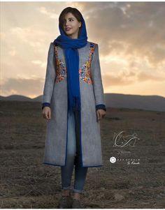Abaya Fashion, Muslim Fashion, Women's Fashion Dresses, Dressing Gown Pattern, Abaya Mode, Afghani Clothes, Hijab Stile, Iranian Women Fashion, Clothes 2019
