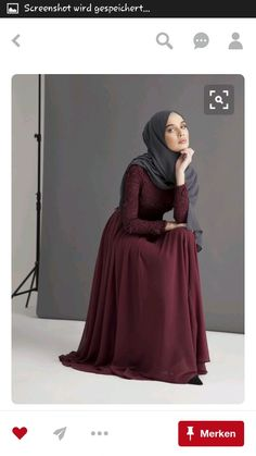 fa983d28d25682 Hijeb Style, Mode Hijab, Caftan, Chaussures Femme, Tenue, Couture, Tenues