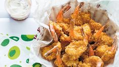 Butterflied prawn cutlets recipe : SBS Food