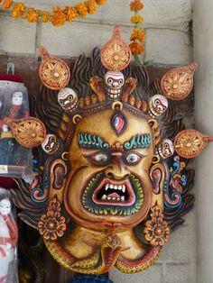 Nepal masks