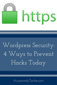 Wordpress Security: