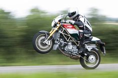 Ducati Monster S4RS - Because it should have been so much better! :(