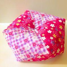 Sakura cushion Japanese cushion Japanese cotton by SmithjackJapan, $20.00