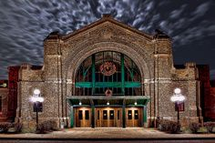 Pennsylvania Railroad Passenger Station - Fort Wayne, IN by Bob Voors, via Flickr