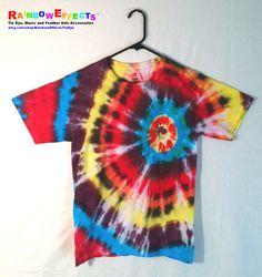 Tshirt  Tie Dye  The Eye by RainbowEffectsTieDye on Etsy, $12.50