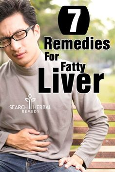 7 Remedies For Fatty Liver