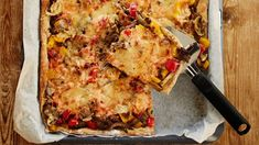 Jauhelihapeltipiirakka - Yhteishyvä No Salt Recipes, Cooking Recipes, Savory Pastry, Good Food, Yummy Food, My Cookbook, I Foods, Food Inspiration, Bon Appetit
