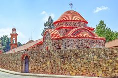 #monastery #religion #church #architecture #orthodox #heritage #christianity #historic #sightseeing #macheras #cyprus built structure #sky building exterior #building #belief cloud - sky place of worship #spirituality #nature travel destinations #day #dome #travel no people #tourism #plant #outdoors #history #ornate #5K #CC0 #publicdomain #royaltyfree Church Architecture, Building Exterior, Place Of Worship, Christianity, Taj Mahal, Travel Destinations, Tourism, Religion, Clouds