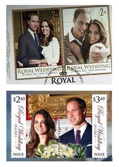 NZ Post set to release royal wedding stamps