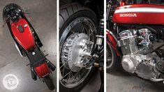 Honda CR750 replica ~ Return of the Cafe Racers