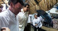 Las preguntas pendientes entre Santos y Maduro, Nación - Semana.com Google, Fictional Characters, Saints, Earrings, News, Fantasy Characters