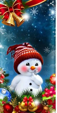 Free Christmas Snow Man Greeting Ecards has a unique greeting card collection which includes betty boop,cartoons,birthday and holidays. Try Free greeting cards at Cyberbargins. Merry Christmas In Spanish, Merry Christmas Images Free, Christmas Pictures, Christmas Signs, Christmas Art, Christmas Decorations, Holiday Decor, Christmas Wallpaper, Snowman