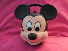Lot # : 129 - Mickey Mouse Vintage Lunch Box