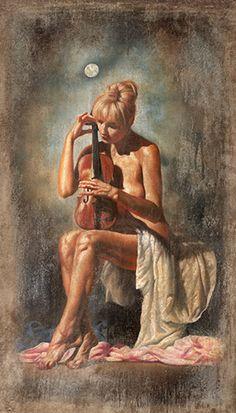 Ad Lunam by Tomaz Rut
