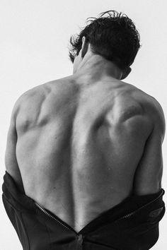 mens portrait photography, editorial fashion photography, moody black and white photography, simple studio portraits
