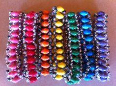 Solid Color Cuff Bracelet