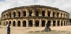 """Parfois surnommée à juste titre la """"Rome française"""", Nîmes, à la 541e place du classement mondial, a en effet conservé de précieux témoins d..."""