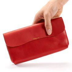 Baggy Port Wallet 909 Red