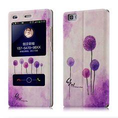 Huawei P8 Lite couvercle du boîtier bande dessinée peinture en cuir Flip Case housse de protection pour Huawei P8 Lite avec Film d'écran cadeau dans Téléphone sacs et étuis de Téléphones et télécommunications sur AliExpress.com | Alibaba Group