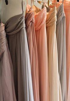 beautiful colors..so rich..great bridesmaid dresses