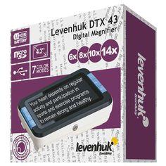 Lupa cyfrowa Levenhuk DTX 43 | MaliCiekawscy.pl