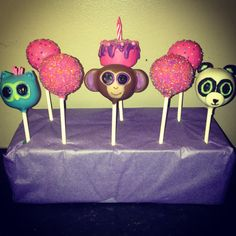 Beanie Boo Pops!