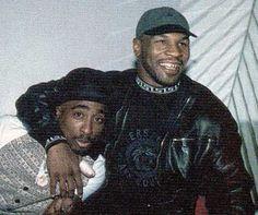 Tupac Shakur Mike Tyson