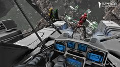 Space Engineers - Cockpit View