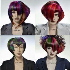 Avant Garde look from Guy Tang #haircut #modern #haircolor
