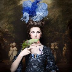 @alexiasinclair here for this weeks Phase One Instagram takeover!  This is Bird in the Hand. Georgiana Duchess of Devonshire is remembered today as the most significant fashion and style icon of Georgian society. Renowned beauty socialite author and activist Georgiana was on the front line of politics more than a century before the women won the right to vote. Born of nobility she married societys most eligible bachelor the 5th Duke of Devonshire. The duke was distant from the outset. While…
