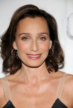 "Kristin Scott Thomas. Moving performance in the film ""Partir"" - shown at the French Film Festival at the MFA in Boston."