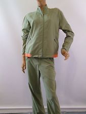 IZOD Movement Track Fitness Running Jogging Set Sz L Brown or Khaki in Clothing, Shoes & Accessories, Women's Clothing, Athletic Apparel | eBay