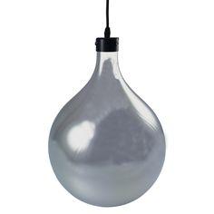 Taklampe glass