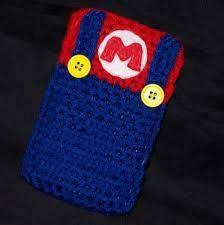 fundas crochet para celulares - Buscar con Google
