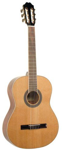 Antonio Hermosa Classical Guitar Solid Cedar Top Narrow Fretboard -- More info could be found at the image url.Note:It is affiliate link to Amazon.