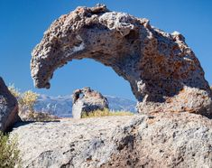 Arches and wild scenery in the California Desert Arches Nevada Ghost Towns, Arches, Worlds Largest, Mount Rushmore, Scenery, California, Deviantart, Mountains, Travel