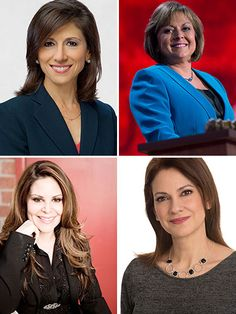 One of these powerful women ran a TV station at just 22 years old, and another is the first Latina governor in the nation. Find out who's who, and get inspired by their amazing stories.