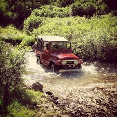 Toyota Land Cruiser - I will own one someday!!
